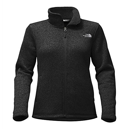Tnf 2018 winter NORTH THE Crescent Jacket Black Heather grey jacket Women FACE Y4zg0gnqOx