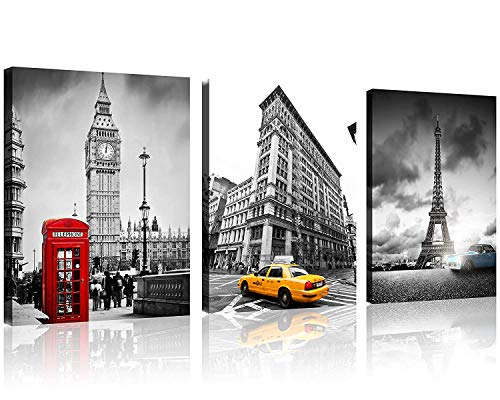 london paris new york decor - 2
