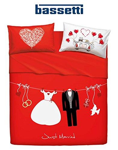 Copriletto Matrimoniale Bassetti Love.Completo Letto Copriletto Bassetti Home Innovation Matrimoniale Art
