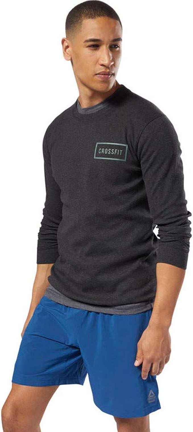 reebok crossfit long sleeve top