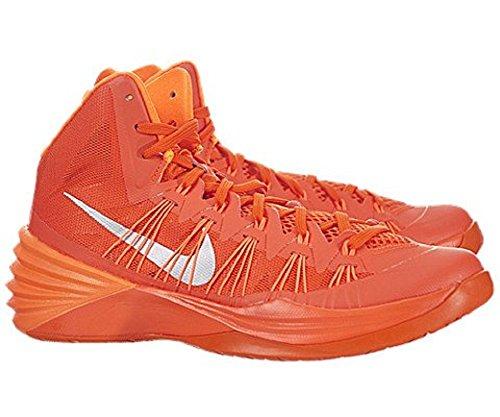 NIKE Mens Hyperdunk TB Basketball Shoe, Brilliant Orange