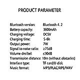 Wireless Bluetooth Audio, Two Speakers Pairing