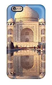 Fashionable Style Case Cover Skin For Iphone 6- Taj Mahal India