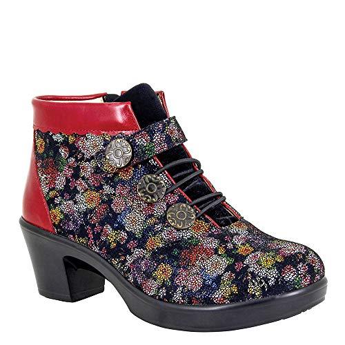 Alegria Womens Heidi Boot, Garland, Size 37 EU (7-7.5 M US Women)