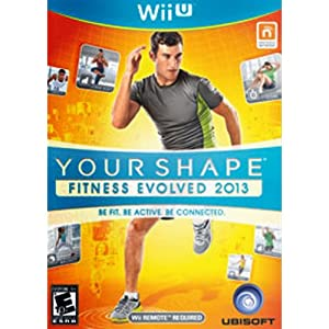 Your Shape Fitness Evolved 2013 by UBI Soft
