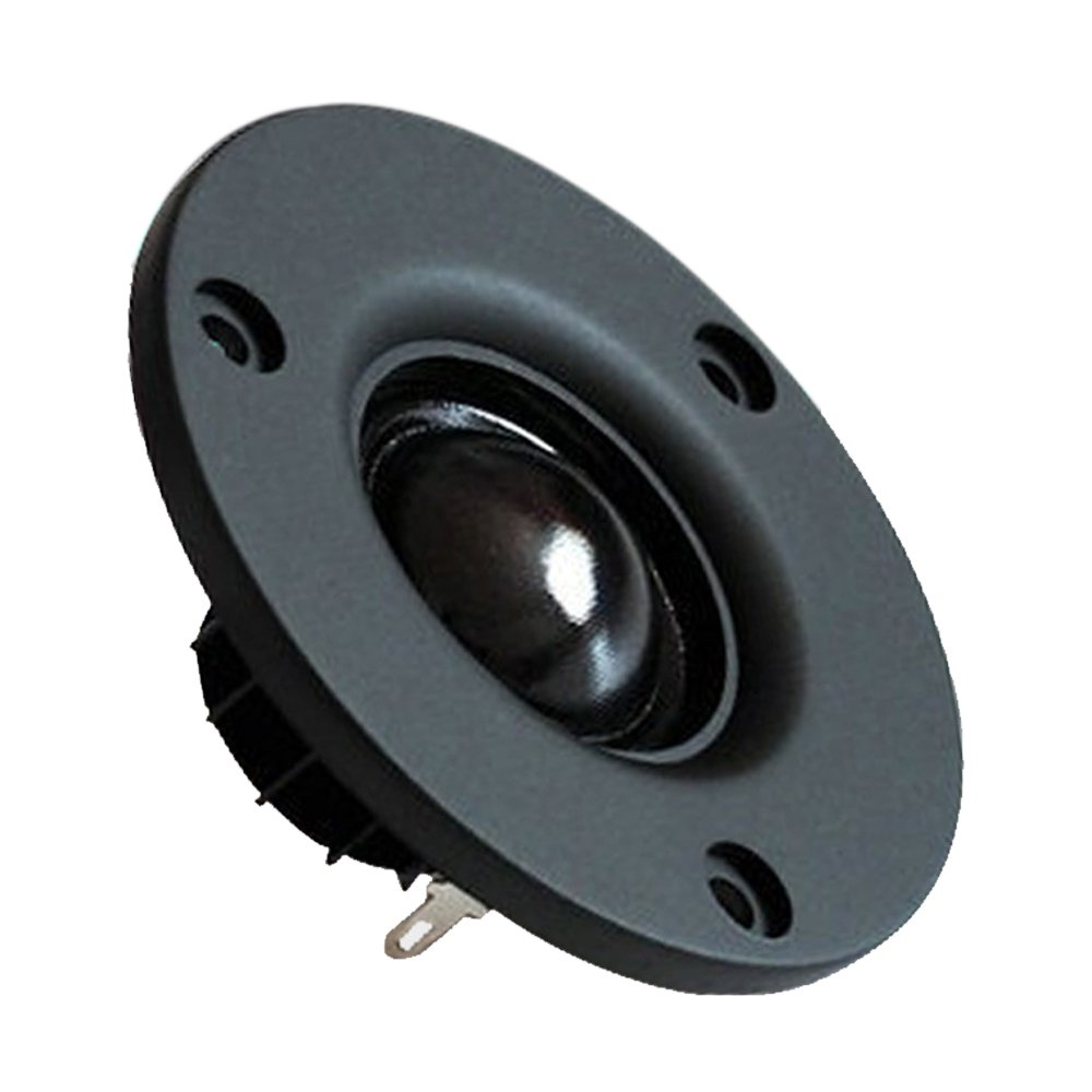 3 Inch Tweeter Speaker 20 Watt Audio Stereo Speakers 8 ohm High-pitched Bookshelf Loudspeaker Design DIY Home Theater for Audiophiles 74MM (8Ω) by Facmogu