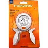 Fiskars 3-in-1 Corner Squeeze Punch , Starlets