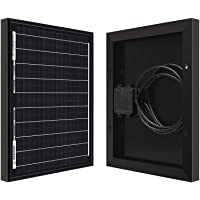 Renogy 10 Watts 12 Volts Monocrystalline Solar Panel for Cars, Caravans, Campers, Boats,Off Grid(Compact Design)