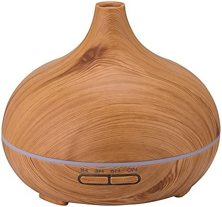 Essential Diffuser Humidifier Ultrasonic Aromatherapy