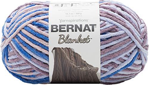 Bernat Blanket Yarn, 10.5 oz, Dappled Shadows, 1 Ball