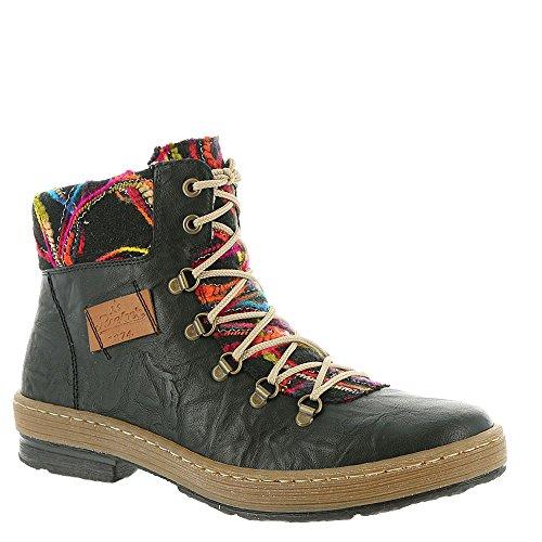 Rieker Women's Felicitas 43 Z6743 Schwartz 38 EU (8 M US US) (Rieker Shoes)