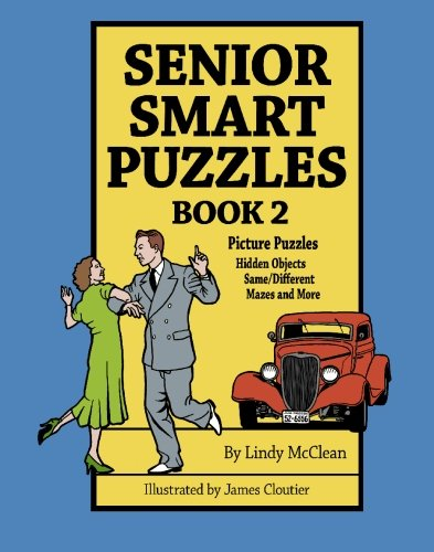 Senior Smart Puzzles Book 2 (English Type Senior)