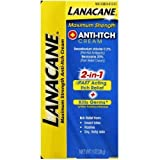 Lanacane Maximum Strength Anti Itch Cream, 1 Ounce -- 24 per case.