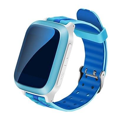Amazon.com: pueri Kids Smart Watch Waterproof SOS Call ...