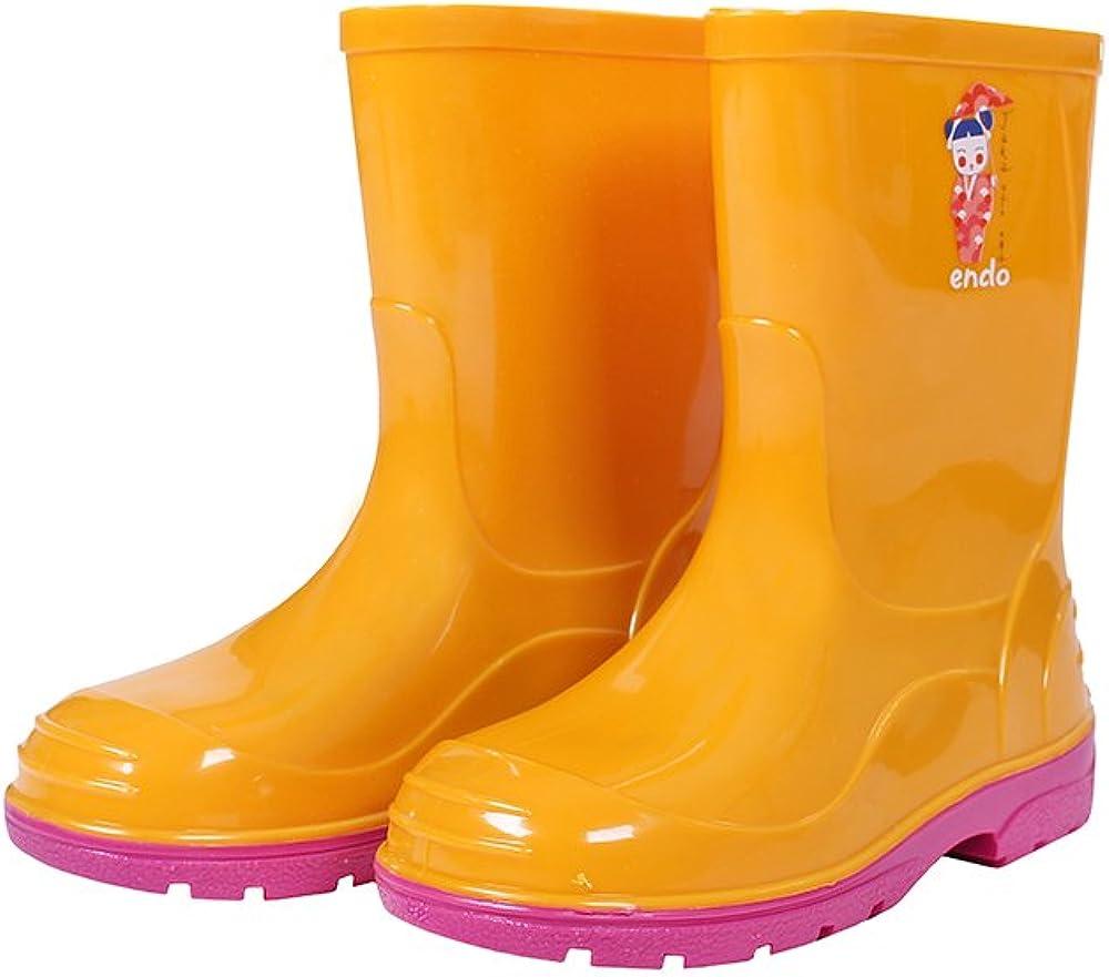 LEMIGO Stivali di gomma unisex bambino