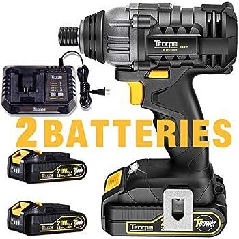 Amazon.com: Power Works XB - Taladro inalámbrico (20 V ...