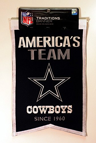 NFL Dallas Cowboys Franchise (Wool Nfl Banner)