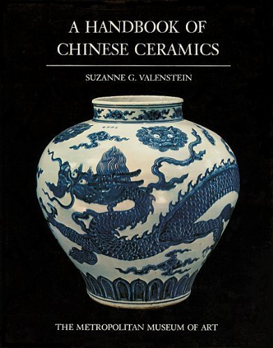 - A handbook of Chinese ceramics