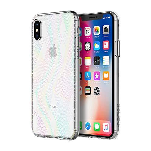 iPhone X Case, Incipio [Scratch Resistant] [Design Series] Holographic Prisms Case for iPhone X - Holographic Prisms