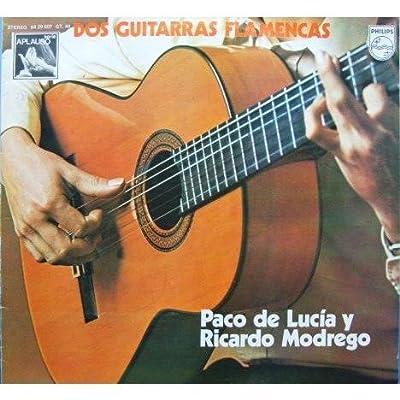 Dos guitarras flamencas / 64 29 807: DE LUCIA, Paco / MODREGO ...