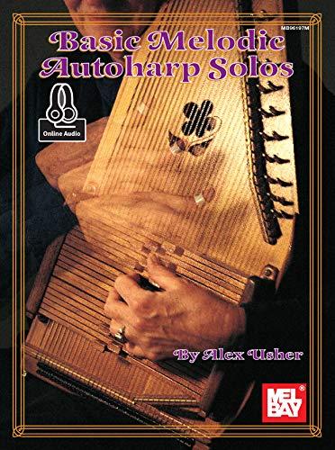 Basic Melodic Autoharp Solos ()