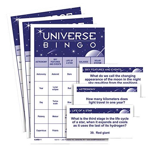 Universe Bingo -
