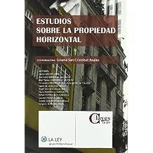 Estudios sobre la propiedad horizontal