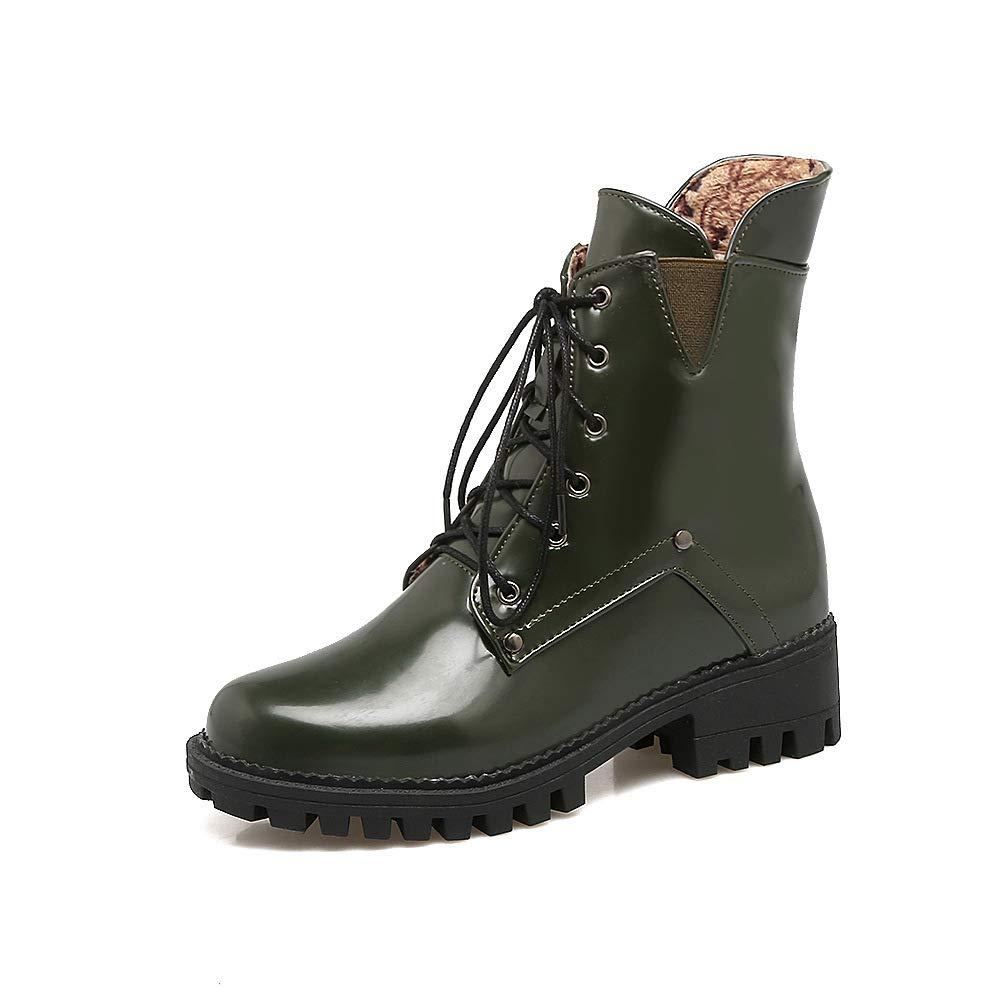 Frauen British Martin Stiefel 2018 Herbst Winter Schnüren Ankle Stiefel Outdoor Wanderschuhe Große Größe 40-43