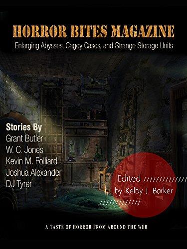 Horror Bites Magazine Issue #3: Enlarging Abysses, Cagey Cases, and Strange Storage (Magazine Unit)
