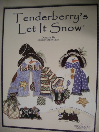 Tenderberry Let It Snow (Tenderberry's Let It Snow) (Tenderberry Stitches)