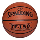 Spalding 73-7618 Junior Rubber Basketball, 27-1/2