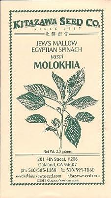 Egyptian Spinach - Molokhia - 2.0 grams