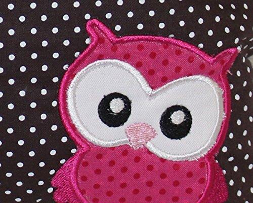 Bautizo Cojín de nombre búho Hedwig con nombre personalizado ...