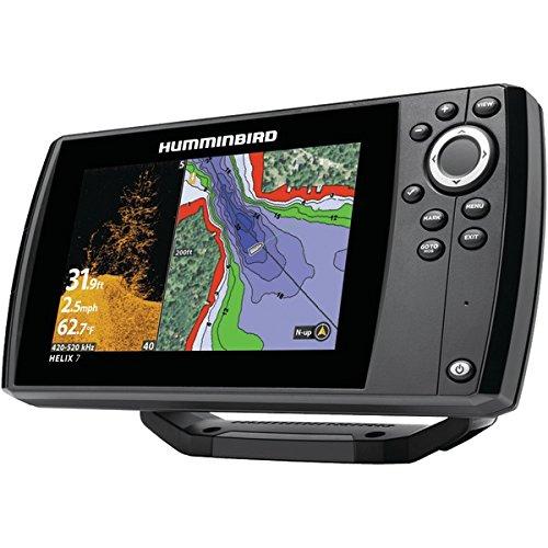 Humminbird 410300-1 Helix 7 Chirp DI GPS G2Fish Finder