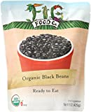 Fig Food Organic Black Beans, 15 oz