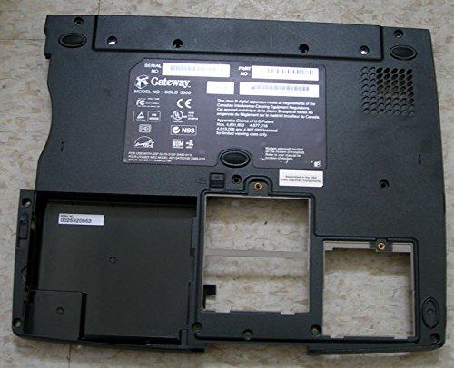Gateway Solo 5300 Bottom Case BA72-00486