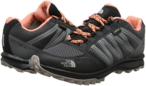 phantom Litewave Low Women's Rise Sneakers Grey North Grey tex Fastpack The Orange Flower Gore Face desert xTqwHqBU