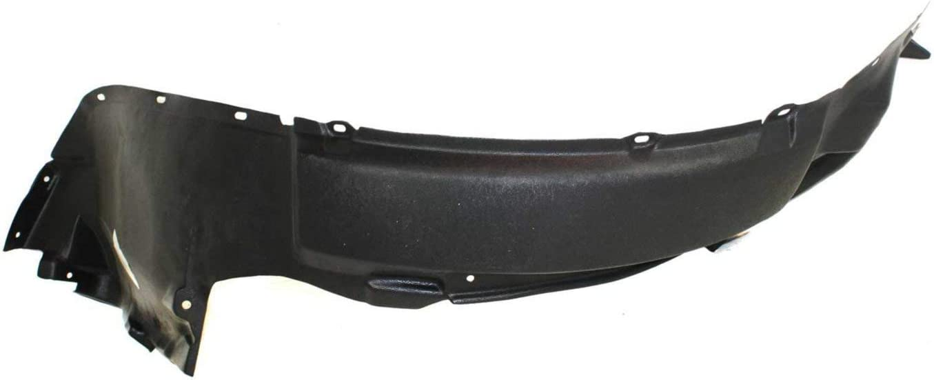 NEW FRONT RIGHT INNER FENDER FITS 2008-2012 FORD ESCAPE FO1249126