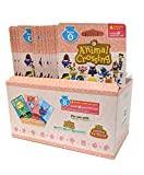 Animal Crossing Amiibo Cards Series 4 - Full box (18 Packs) (6 Cards Per Pack/108 Cards) ...