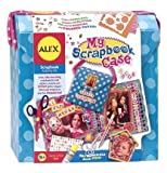 ALEX Toys Craft My Scrapbook Case