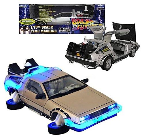 Diamond Select Back to the Future II DeLorean Time Machine