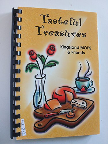 Tasteful Treasures Kingsland Mops & Friends Spiral Paper Back (Mop Friends)