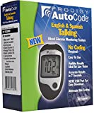 Prodigy Autocode Talking Blood Glucose Monitoring Meter Kit