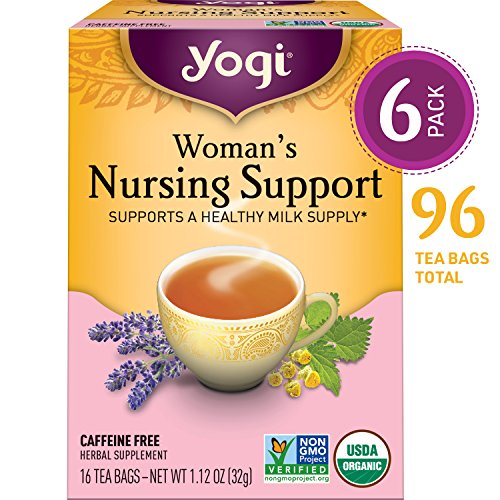 7 Best Lactation Teas For Breastfeeding Moms 2019 Reviews