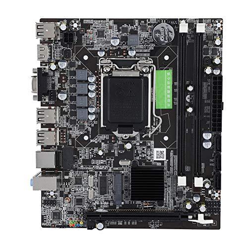 Core H55 (ASHATA Intel H55 Motherboard Socket LGA1156 Providing 2 x Dual Dimm DDR3(1333) Slots Support Core i3/i5/i7 Gen2 Processors SATA2.0/USB2.0/VGA/HDMI)
