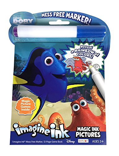 Disney Finding Dory Magic Ink Activity Book