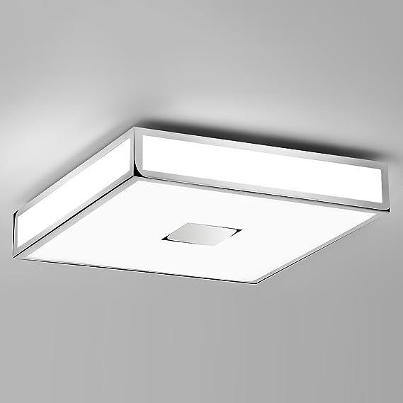 Moderne Bad Deckenleuchte Metall Glas LED-Deckenbeleuchtung ...