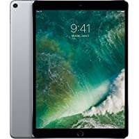 Apple iPad Pro 10.5 -64GB Wifi - 2017 Model - Gray (Certified Refurbished)