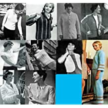 Pullover, Strickjacken und weitere Pullover – 12 erstaunliche Damen Pullover für Strickmaschinen (German Edition)