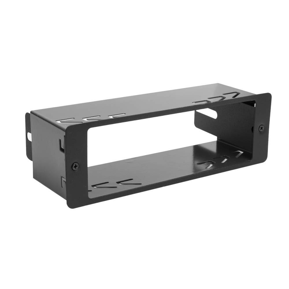 Intek M150 TTi TCB 880 PNI PNI DIN48/Single DIN Mounting Case for Midland Alan 48//248